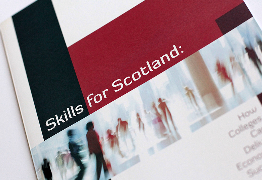 Skills for Scotland Booklet