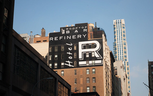 New York City Typography