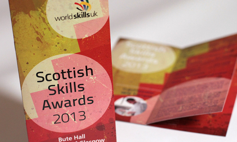 Scottish Skills Awards Brochure 2013
