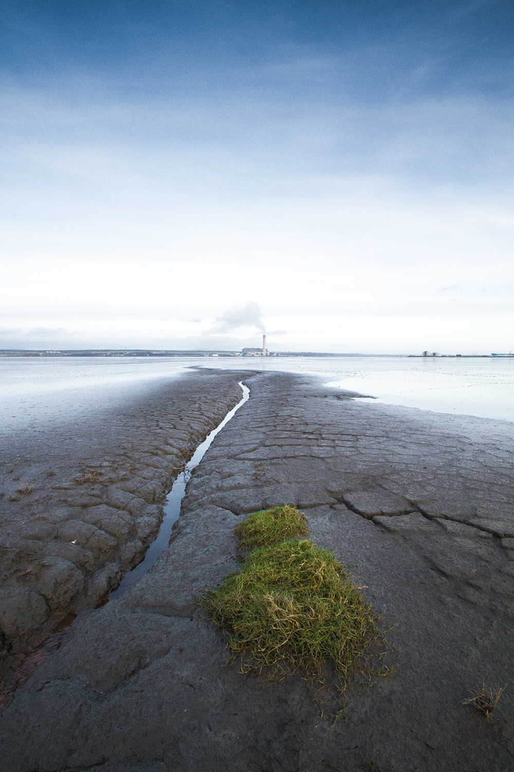 TinyBig Design Landscape Photography Longannet Power station